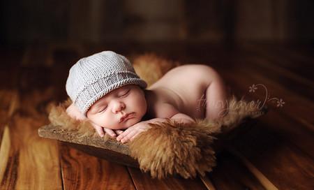 Спящие крохи – модели фотографа Трейси Рейвер (Tracy Raver) — фото 9