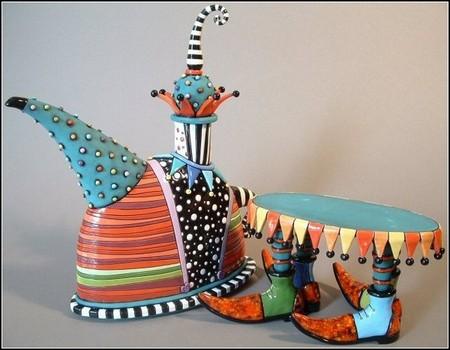 И снова о красивой керамике – посуда от Наталии Сотс — фото 9