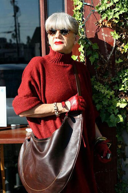 Стильные старушки – проект «Advanced Style» Ари Сет Коэна — фото 45