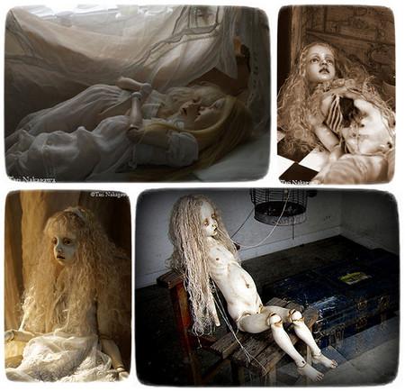 Еще раз о странных куклах – творчество Tari Nakagawa — фото 7