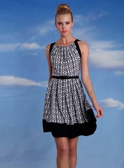 Платья Евы Франко – роскошная нежность и летняя свежесть — фото 32
