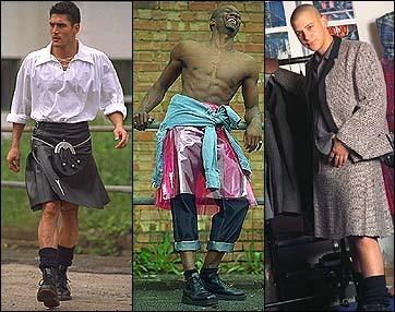 Килты и другие мужские юбки – быть или не быть?)) — фото 50
