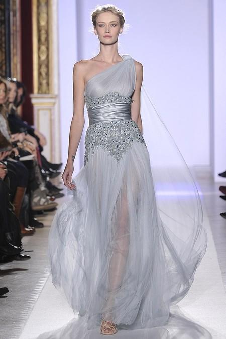 Весенняя коллекция 2013 роскошных платьев Zuhair Murad — фото 35