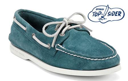 Sperry Top-Sider – обувь, в которой ноги отдыхают ) — фото 30