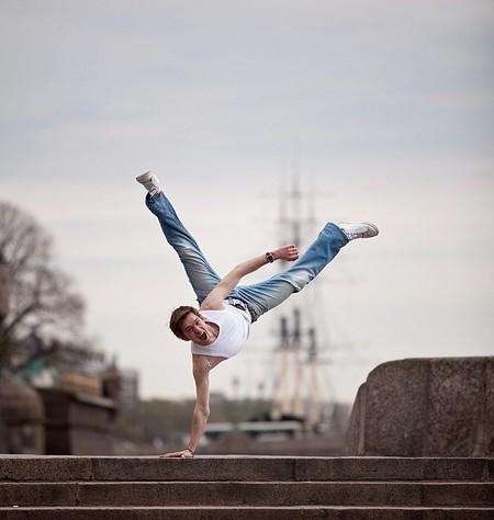 Танцующий Петербург – фотопроект Виталия Соколовского — фото 54