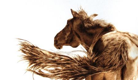 Пирография – горячая живопись Джулии Бендер — фото 11
