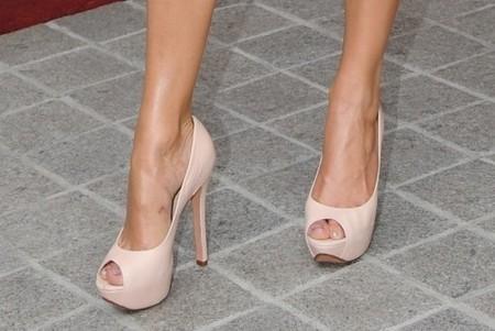 Туфли цвета «нюд» - новая классика! С чем носить, как комбинировать — фото 6