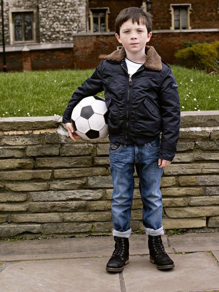 В меру взрослая детская коллекция Pepe Jeans 2013 — фото 8