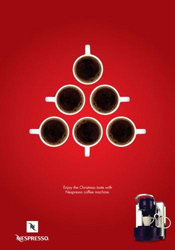 Реклама кофеварки