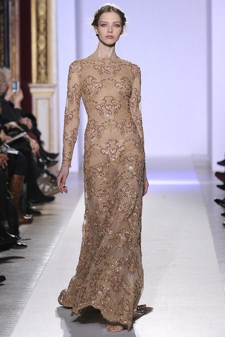 Весенняя коллекция 2013 роскошных платьев Zuhair Murad — фото 31