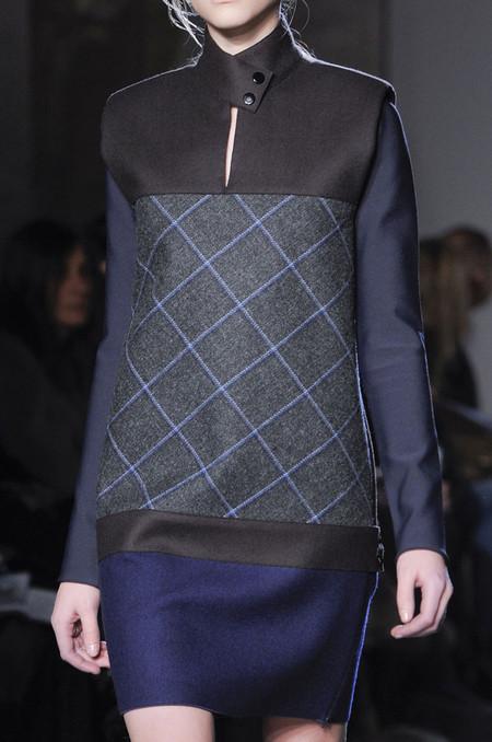 Victoria Beckham осень-зима 2013-2014 – добротная и уютная коллекция — фото 14