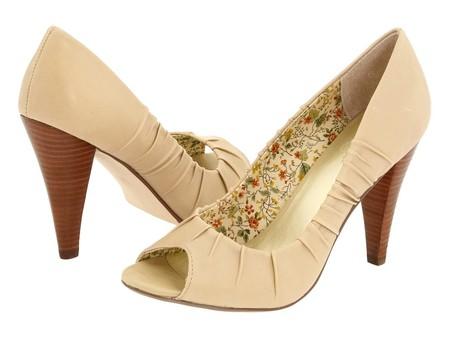 Туфли цвета «нюд» - новая классика! С чем носить, как комбинировать — фото 77