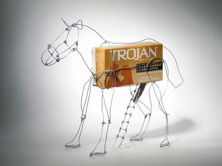 Троянский конь )