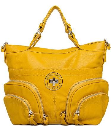 Приятый желтый цвет, для лета в самый раз