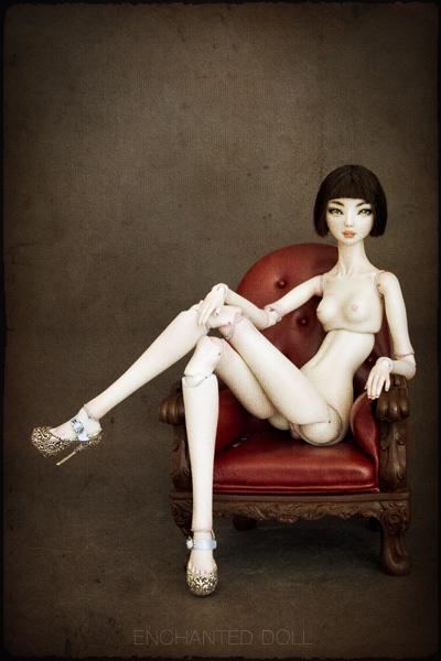 Живые куклы Марины Бычковой — фото 21