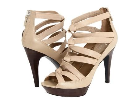 Туфли цвета «нюд» - новая классика! С чем носить, как комбинировать — фото 72