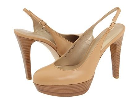 Туфли цвета «нюд» - новая классика! С чем носить, как комбинировать — фото 80