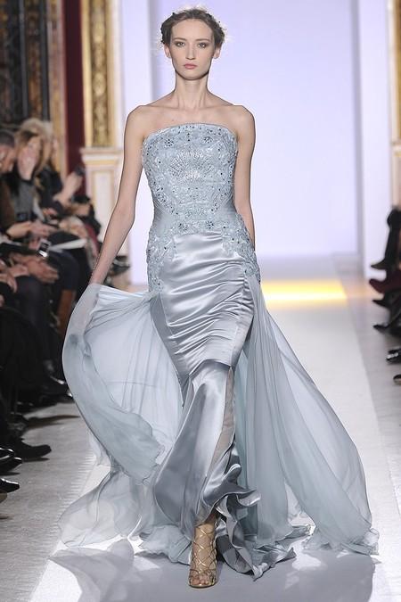 Весенняя коллекция 2013 роскошных платьев Zuhair Murad — фото 34