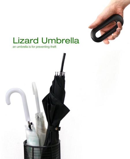 Кому нужен зонт без ручки, который не открывается?))