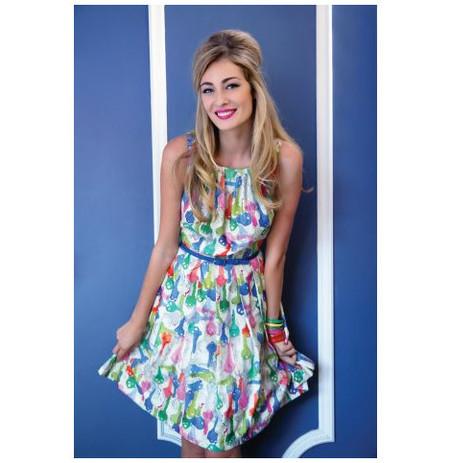Платья Евы Франко – роскошная нежность и летняя свежесть — фото 9