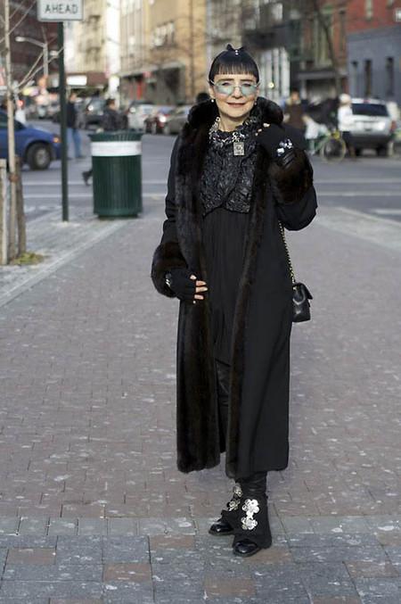 Стильные старушки – проект «Advanced Style» Ари Сет Коэна — фото 29