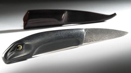 Ножи или скульптуры? Коллекция  NEL & HOFFMANN — фото 6