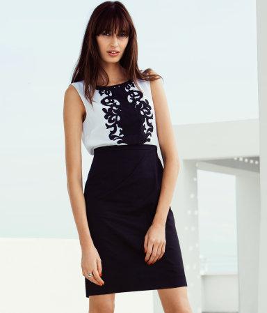 Свежий стайлбук от H&M – милая весенняя коллекция 2013 — фото 45