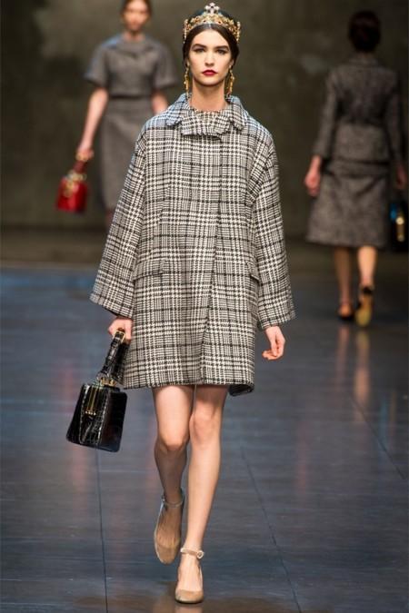 Dolce & Gabbana осень-зима 2013-2014 – когда всего слишком много — фото 28
