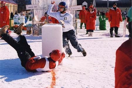 Юкигассен – зимний спорт, со снежками и стратегией! — фото 10