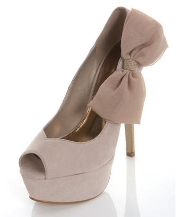 Miss Selfridge - бренд только для модниц! Обувь сезона 2012 — фото 18