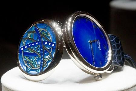 Карманные часы – не прошлый век! Экземпляры от Hermès — фото 4