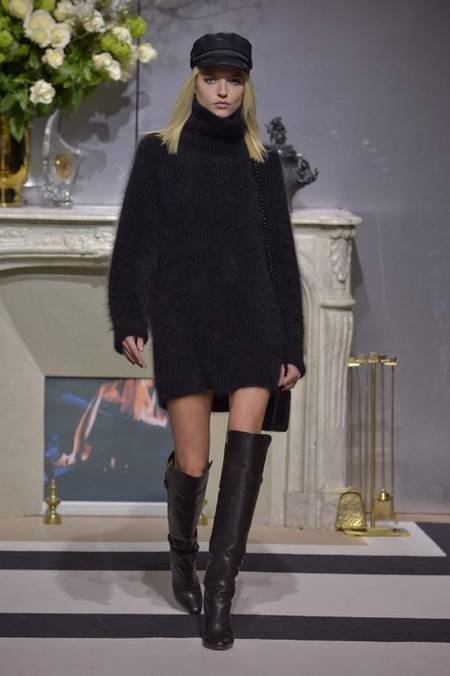 H&M выходит на подиумы – коллекция осень-зима 2013-2014 — фото 4