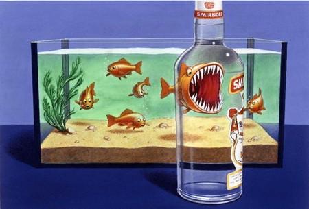Реклама водки – особый вид маркетингового искусства — фото 84