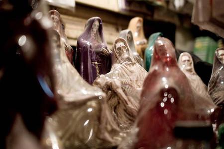 Большой рынок товаров для колдовства в Мексике — фото 15