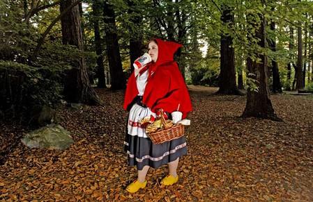 Сказочные принцессы в реальном мире – фантазии Дины Гольдштейн. Долой хэппи – энды! — фото 4