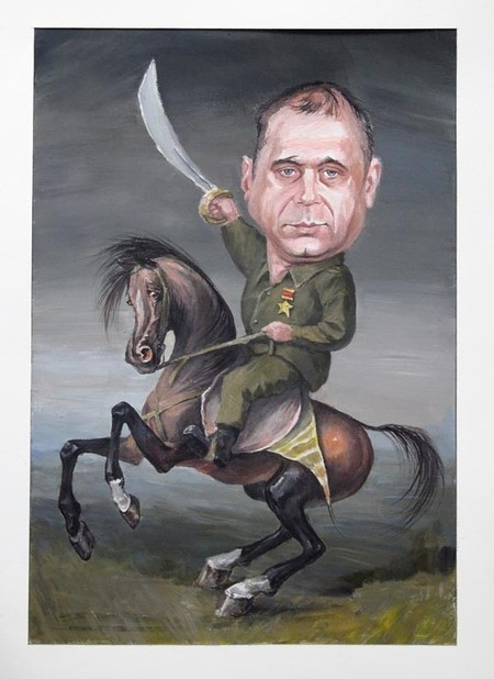 Денис Лопатин – «опасный» художник — фото 20
