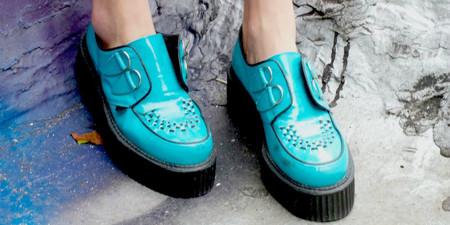 Флатформы, они же криперы, они же криперсы – еще один популярный обувной тренд — фото 42