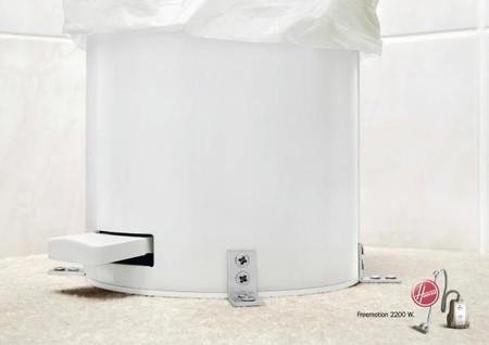 Реклама пылесосов … тоже затягивает! Креатив от разных производителей — фото 35