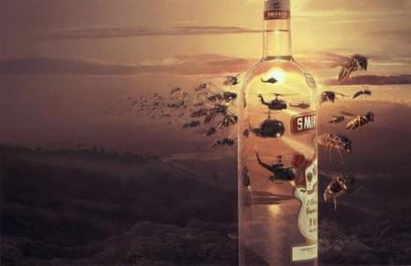 Реклама водки – особый вид маркетингового искусства — фото 81
