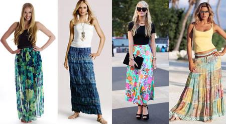 С чем носить юбку — фото 3