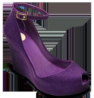 Женская коллекция MELISSA зима 2013. Хорошая обувь может быть … пластиковой! — фото 3