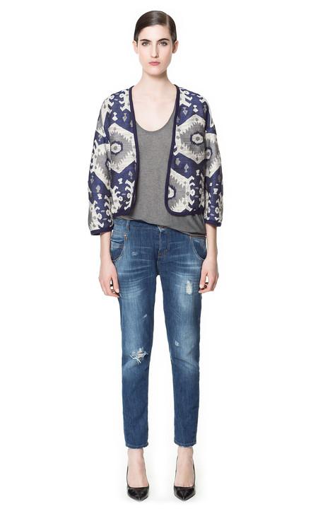 Весна 2013 – что новенького в Zara? — фото 28