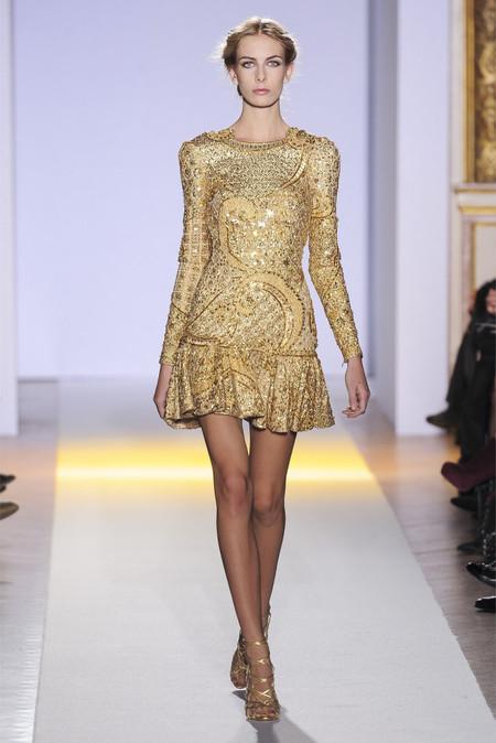 Весенняя коллекция 2013 роскошных платьев Zuhair Murad — фото 6