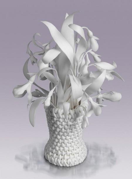 Фарфоровая красота – работы студии Людмилы Каминской — фото 10