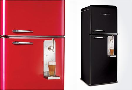 Установка для разлива холодного пива прямо на кухне — мечты сбываются !))