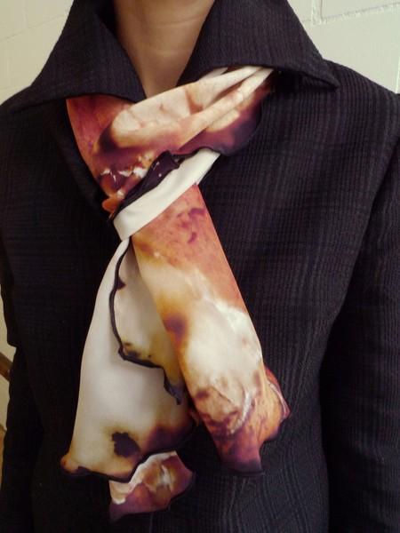 Самые вкусные шарфики от Natalie Luder — фото 11