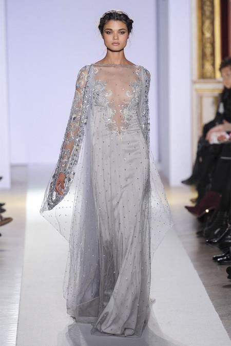 Весенняя коллекция 2013 роскошных платьев Zuhair Murad — фото 1