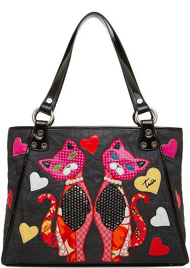 Любительницам кошек посвящается - сумки Braccialini 2011. — фото 4