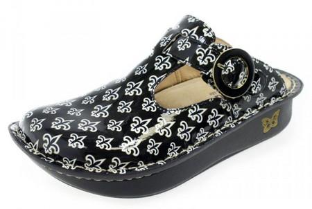 Обувь из Калифорнии – сабо ALEGRIA — фото 28