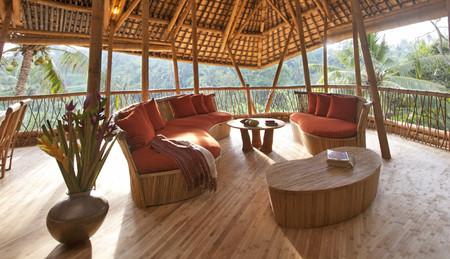 Бамбуковый оазис - Green Village на острове Бали — фото 13